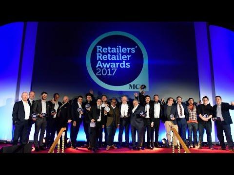 Retailers' Retailer Of The Year Awards 2017