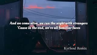 Martin Garrix feat  Bonn - No Sleep (KyrSoul Remix) [Lyrics]