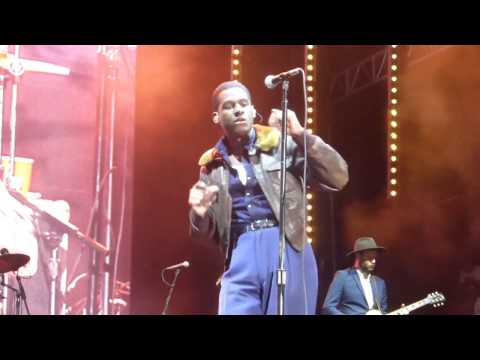 Leon Bridges - The Juice → Better Man (Houston 02.03.17) HD