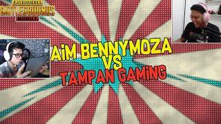 Kehebatan Bennymoza Vs Kehebatan Tampan Gaming