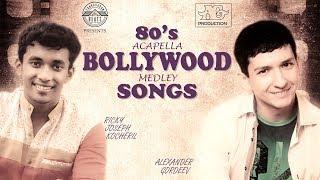 80's Bollywood Songs - A Cappella Medley - Alexander Gordeev (Russia) - Ricky Josef Kocheril (India)