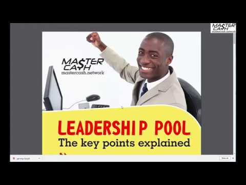 MasterCash Leadership Pool