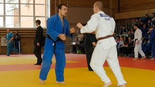 Fight judo athletes to compete in judo