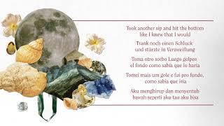 Gambar cover Gabrielle Aplin & JP Cooper - Losing Me (Multi Language Lyric Video)