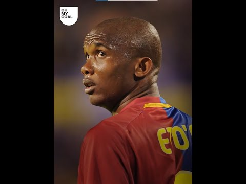 The day Samuel Eto'o destroyed Guardiola - Oh My Goal