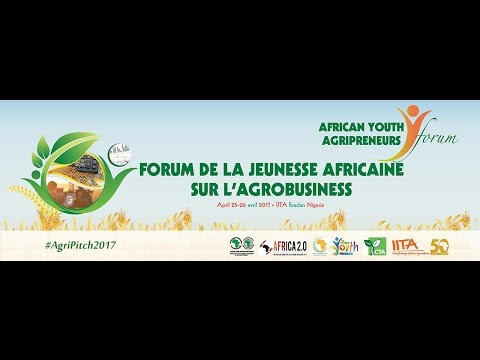 African Youth Agripreneurs Forum_Day_02_AGRIPITCH SESSION 1,2, & 3/Special Initiatives and Partners