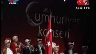 Mehter vs Jazz Orchestra - Rondo Alla Turca - Turk Marsi