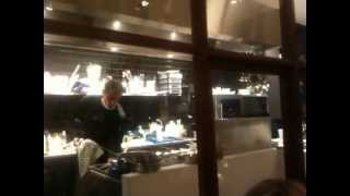 Restaurant L'avenue Nivelles Chef Christophe Hebbelinck