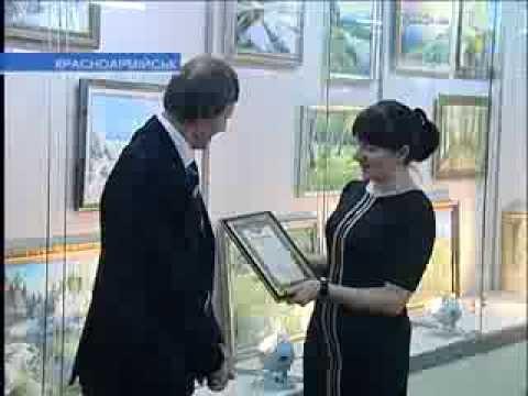 Лучшие работы художника Владимира Черного показали в музее Красноармейска