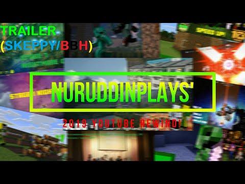 NuruddinPlays' Youtube Rewind (2019) Trailer (Skeppy & BadBoyHalo)