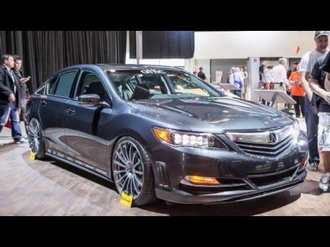 Acura Tlx Hybrid >> 2017 Acura RLX Sport Hybrid SH-AWD system - YouTube