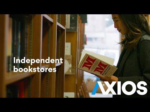 Indie Bookstores Flourish In An Amazon World