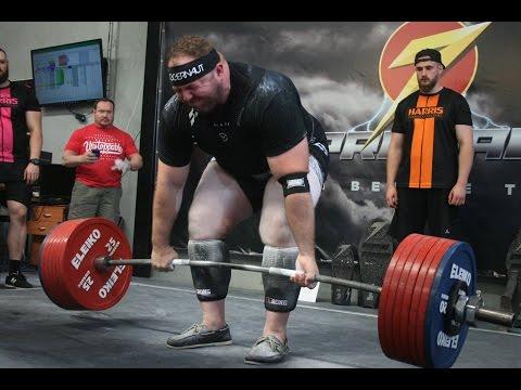 1055kg/2325# Raw w/ Wraps Total-JTSstrength.com