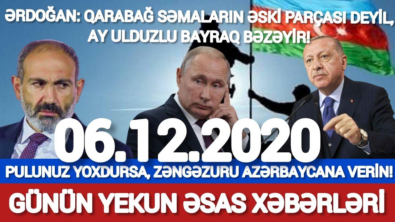Ermənistana şok təklif! Pulununuz yoxdursa , Zəngəzuru Azərbaycana verin! Son xeberler bugun 2020