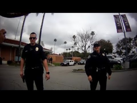 La Habra Police Department First Amendment Audit