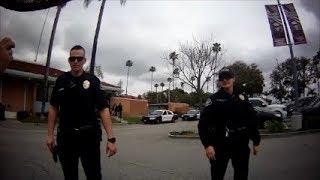 La Habra Police Department First Amendment Audit