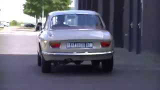 Alfa Romeo GT1300 Junior 1973 Restored 2013 in Holland -VIDEO-VIDEO- www.ERclassics.com