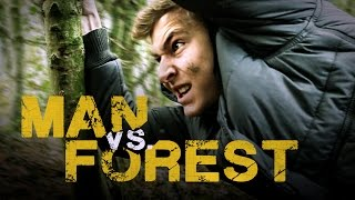 MAN VS FOREST - Les Ballonais