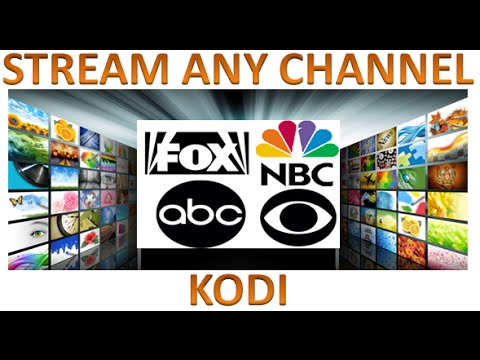Kodi (XBMC) - Super Simple Guide To Setup TV/IPTV Streaming And Update Channels