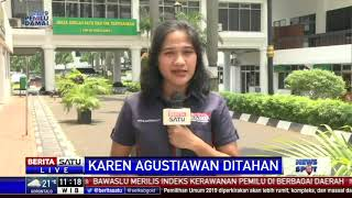 Download Video Penahanan Karen Agustiawan untuk Memudahkan Penyidikan dan Mencegah Kabur MP3 3GP MP4