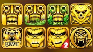 Temple Run, Temple Run 2 China, Temple Run 2, Spirit Run, Temple Run Brave, Zombie Run,Temple Run Oz screenshot 5