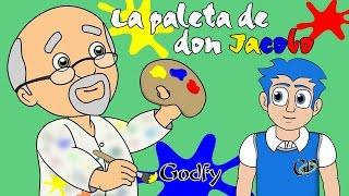 Godfy La Paleta de Don Jacobo Musica Infantil Educativa Cristiana