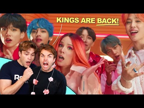 BTS - 'Boy with Luv' MV reaction! (JIMIN SNAPPED.)
