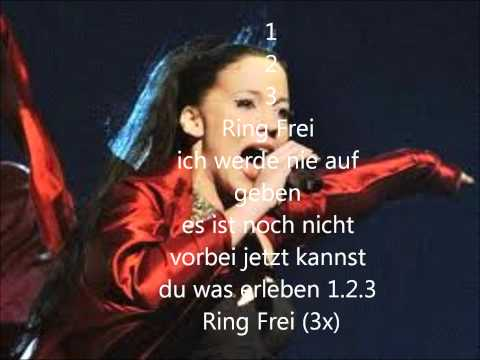 LaFee Ring Frei lyrics