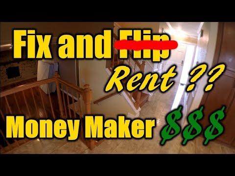Fix and Flip vs Fix and Rent