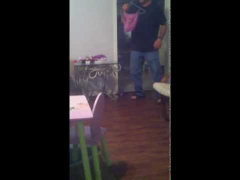 What a naughty boy! Albert tore apart his sister s clothes from YouTube · Duration:  29 seconds