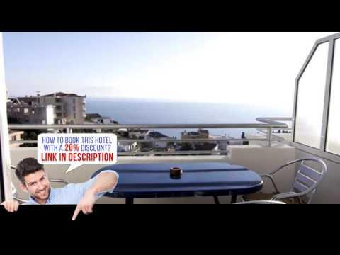 Adriatic apartments, Ulcinj, Montenegro,  HD Review
