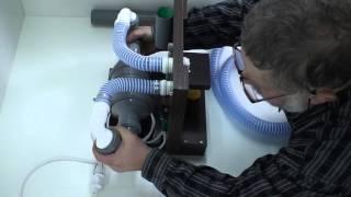 Шприц дозатор для производства пуховых одеял, курток пуховиков, спальников. Дополнена(, 2015-12-09T15:59:22.000Z)
