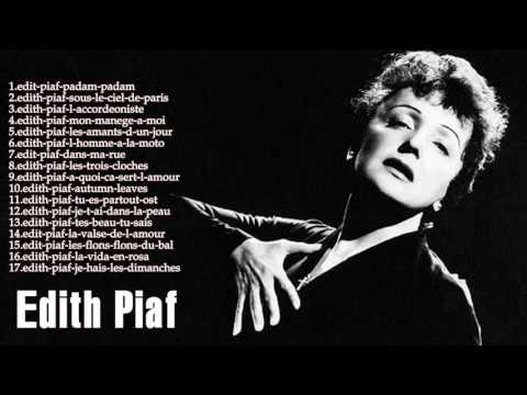 Edith piaf greatest hits - edith piaf best of album