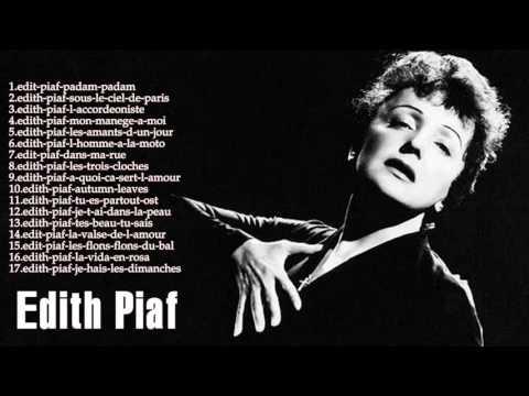 Edith piaf greatest hits - edith piaf best of album