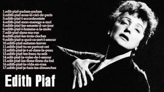 Edith piaf greatest hits edith piaf best of album