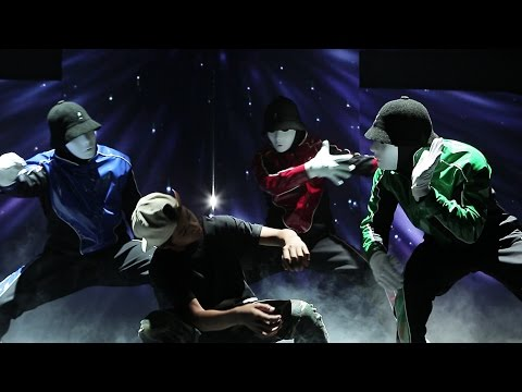 Jabbawockeez - Step Up All In