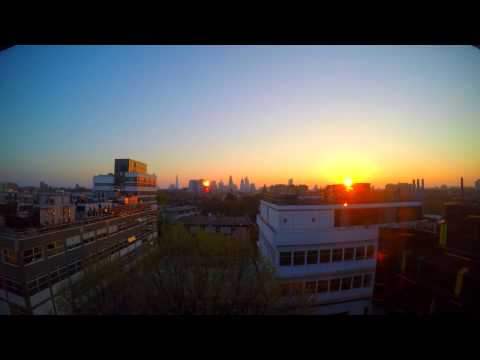 QMUL Graduate Centre (East London) - 4K Time Lapse