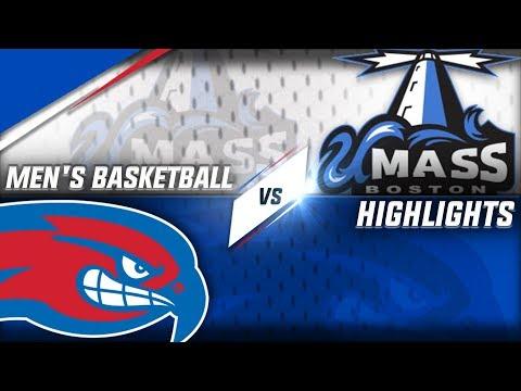 Men's Basketball: UMass Lowell vs. UMass Boston