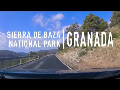 Sierra de Baza National Park   Scenic Drive - Granada, Spain
