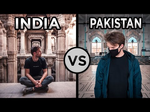 My Life in INDIA vs PAKISTAN: 10 Unexpected Differences