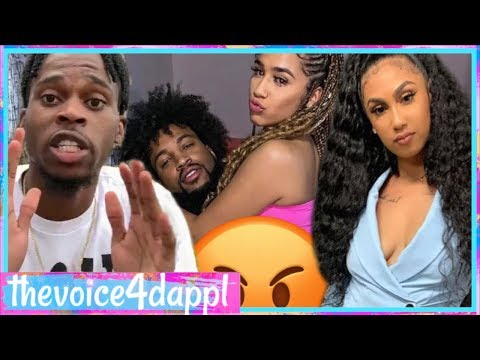 Queen Naija Friend Patty Called Chris Sails Out For Using Queen ..