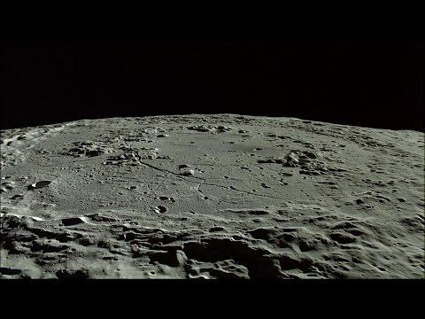 Παράξενα αντικείμενα στην επιφάνεια της Σελήνης