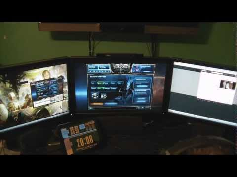 Tutorial: Mouse out of full screen games without Alt + Tab w/ Actual Multiple Monitors