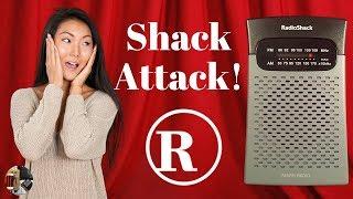 Radio Shack 1200586 12-586 AM FM Radio | Full Review