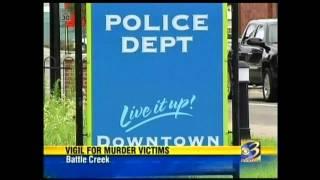 Vigil to commemorate unsolved Battle Creek murders