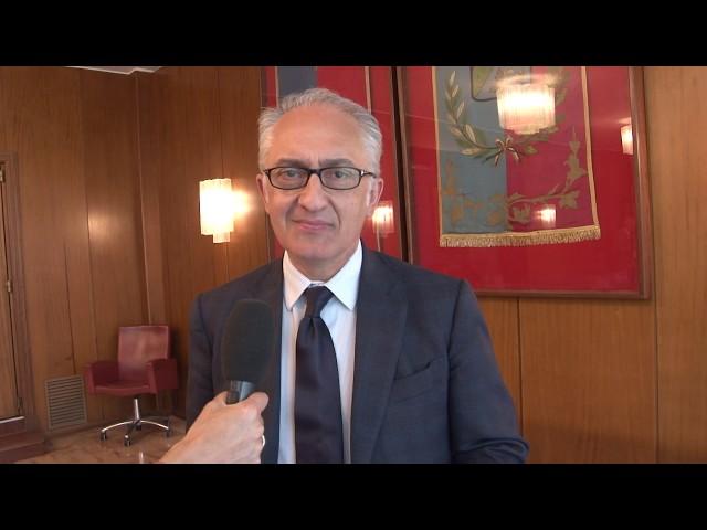 Intervista al sindaco di Caserta Carlo Marino