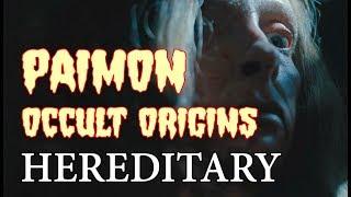 HEREDITARY occult origins of the PAIMON demon