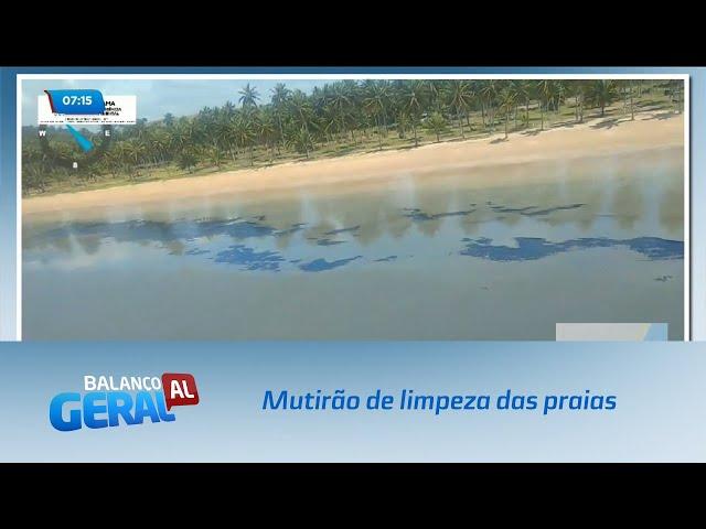 Reeducandos do sistema prisional de Alagoas vão participar do mutirão de limpeza das praias