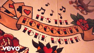 The Rolling Stones - Honky Tonk Women (Official Lyric Video)
