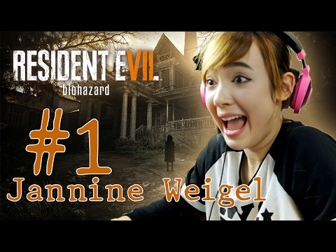 Resident Evil 7 - Jannine Weigel (พลอยชมพู) Part 1 [Speaking Thai]